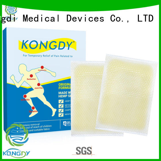 High-quality pain relieving patch prescription for business Body health care