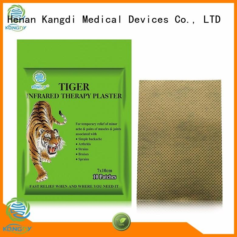 Kangdi tiger capsicum plaster Suppliers Body health care