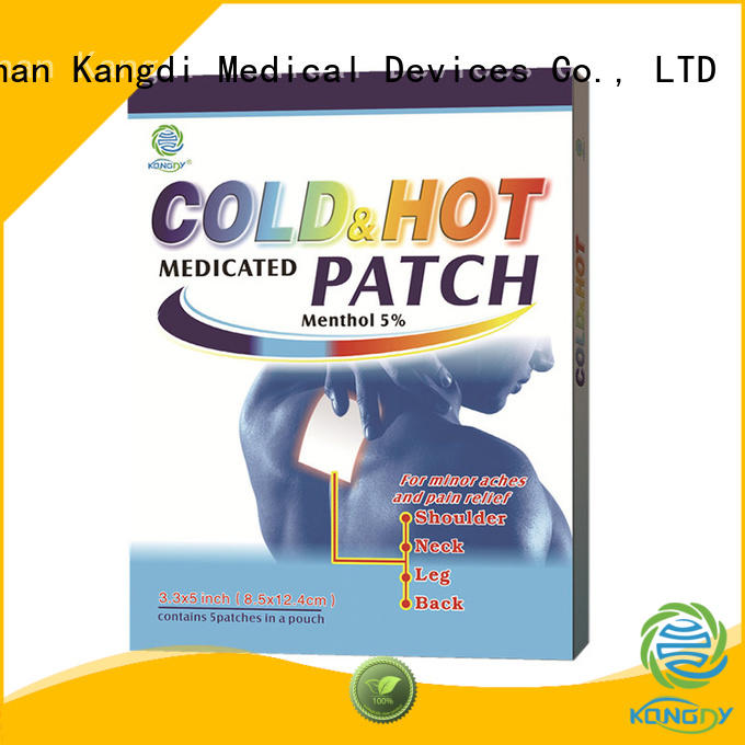 Kangdi chronic pain relief patches company Healthy body