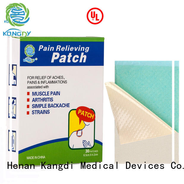 New natural pain relief patches Suppliers Body health care