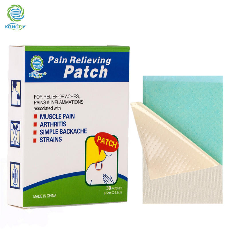 Pain Relieving Plaster Tiger Pain Relief Patches