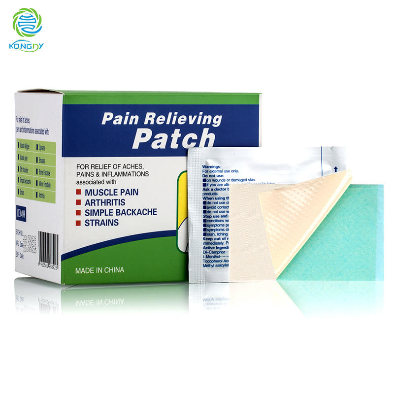Patchesbag40 Bagsbox Prescription Pain Relief Patches
