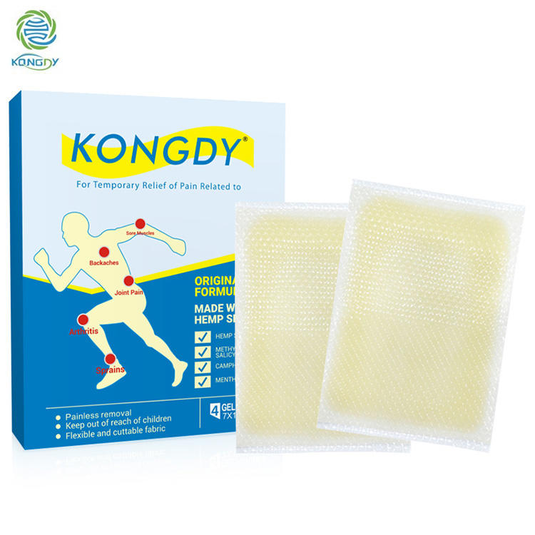 Cbd Patch Pain Relief Patch China