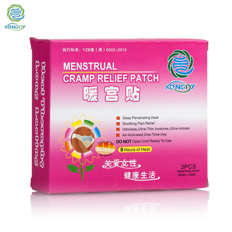 Menstrual Cramp Relief Patch Disposable Heat Patches