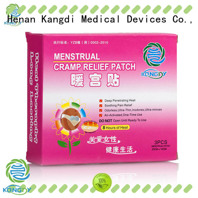 Kangdi Top body heat patch manufacturers health care