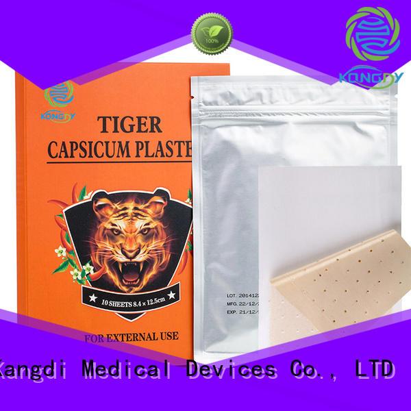 Kangdi capsicum patch manufacturers Body health care