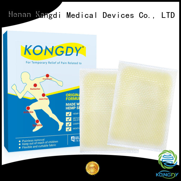 Kangdi shoulder pain relief patch Supply Medical Devices