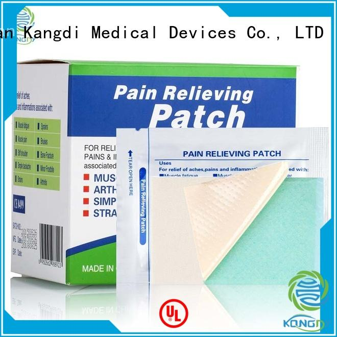 Kangdi Wholesale chinese patches pain relief Supply Medical Devices