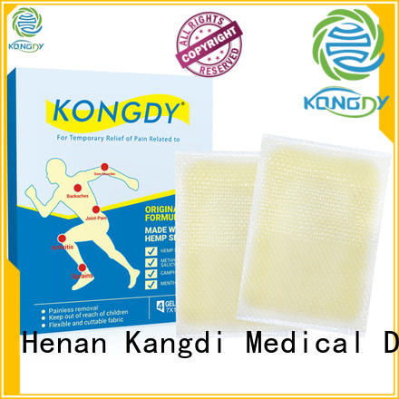 Kangdi pain medicine patch factory Medical Devices