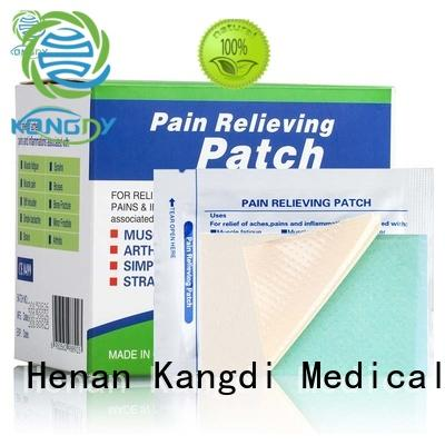 Kangdi back pain relief patches Supply health care