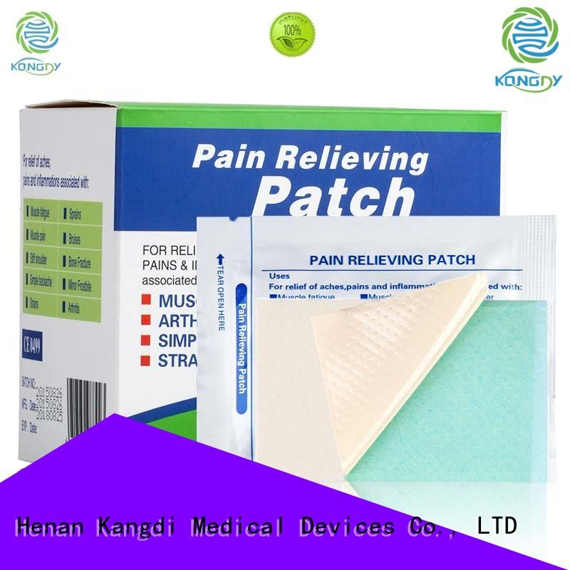 High-quality salonpas pain patch ingredients factory health care