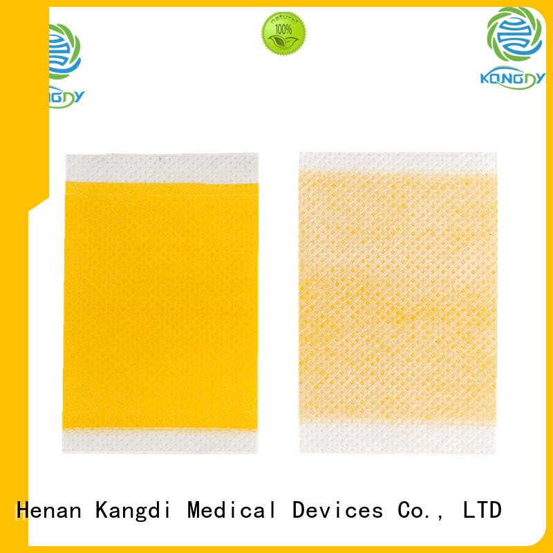 Kangdi easy fit slimming patch manufacturers health care