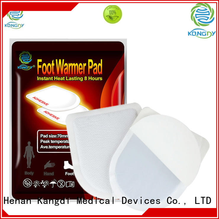 Kangdi Top heating pad patch factory Healthy body