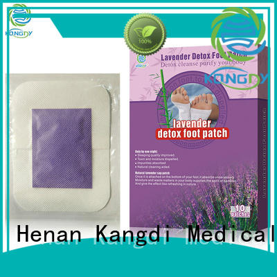 Kangdi foot toxin patches Suppliers Healthy body