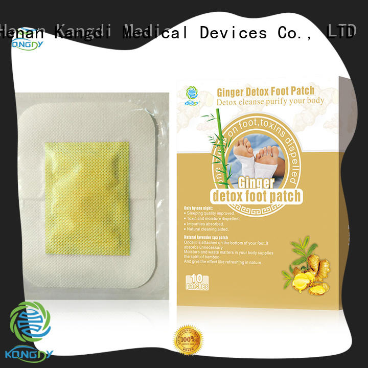 Kangdi High-quality foot toxin pads manufacturers health care