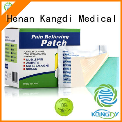 High-quality hot pain relief patch Suppliers Medical Devices