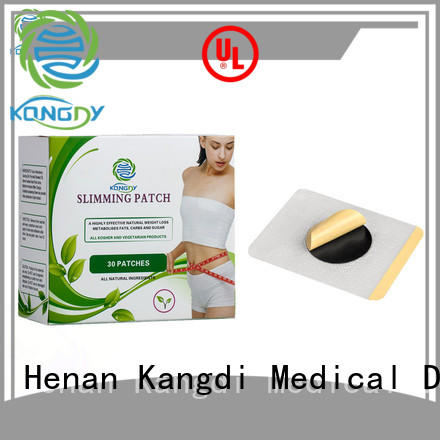 Kangdi New extra strong slimming patches company Healthy body
