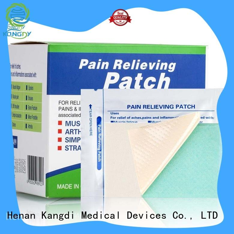 Kangdi shoulder pain relief patch Suppliers health care