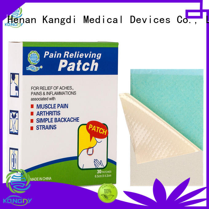 Best asian pain relief patches Suppliers Body health care
