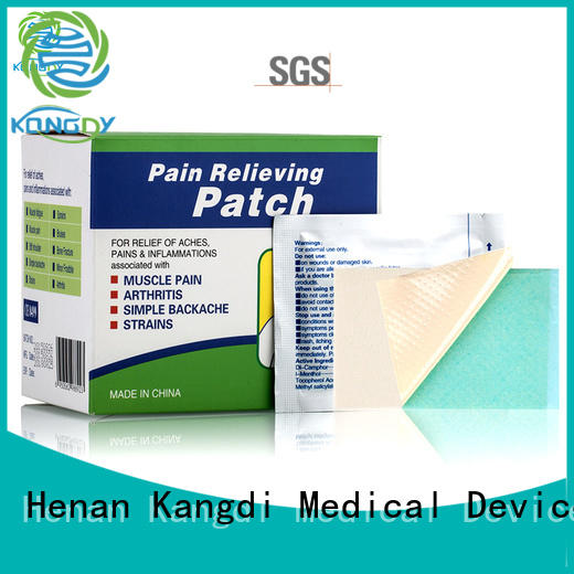 Kangdi Latest tiger pain relief patches Supply Body health care