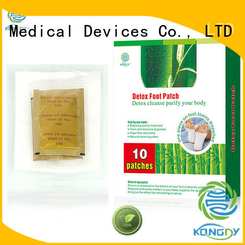 Kangdi Wholesale detox foot patches company health care