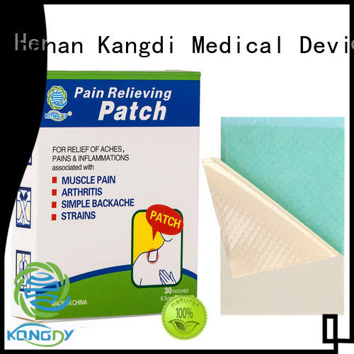 New pain relieving patch prescription company Healthy body