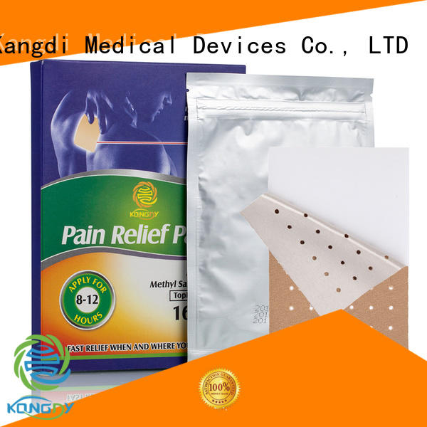 Kangdi Latest asian pain relief patches Supply Body health care