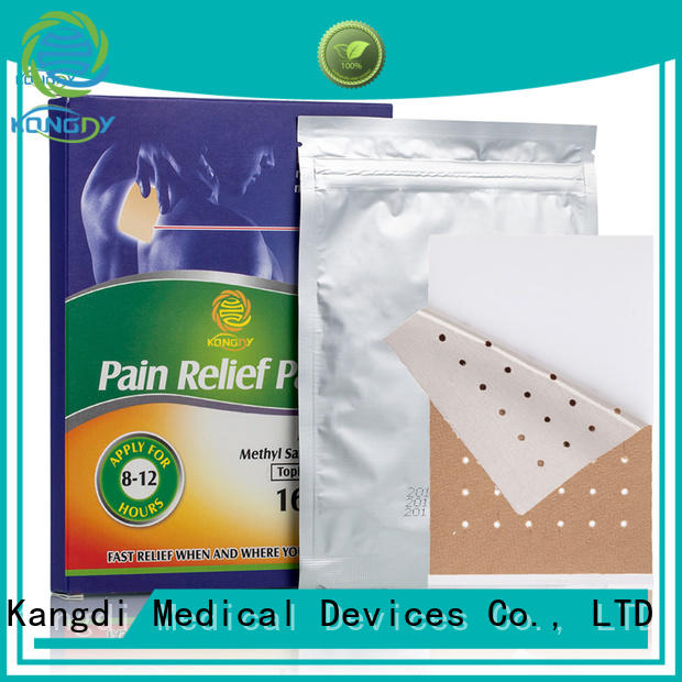 Kangdi High-quality shoulder pain relief patch Suppliers Healthy body