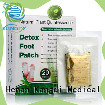 Kangdi High-quality toxin foot pads for business Medical Devices