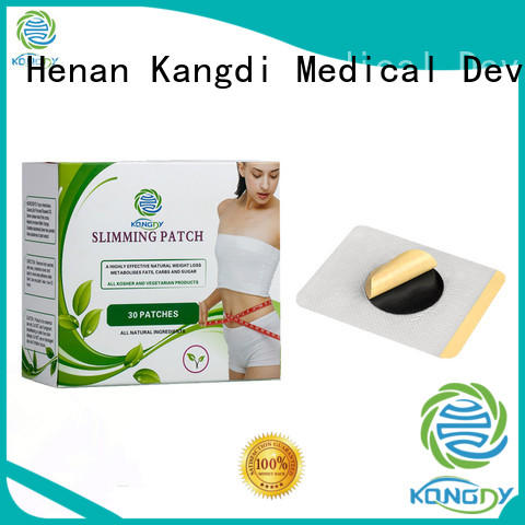 Kangdi hush tummy slimming patch factory Body health care