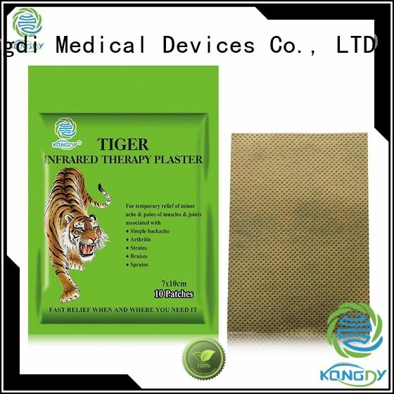New tiger capsicum plaster Suppliers Medical Devices