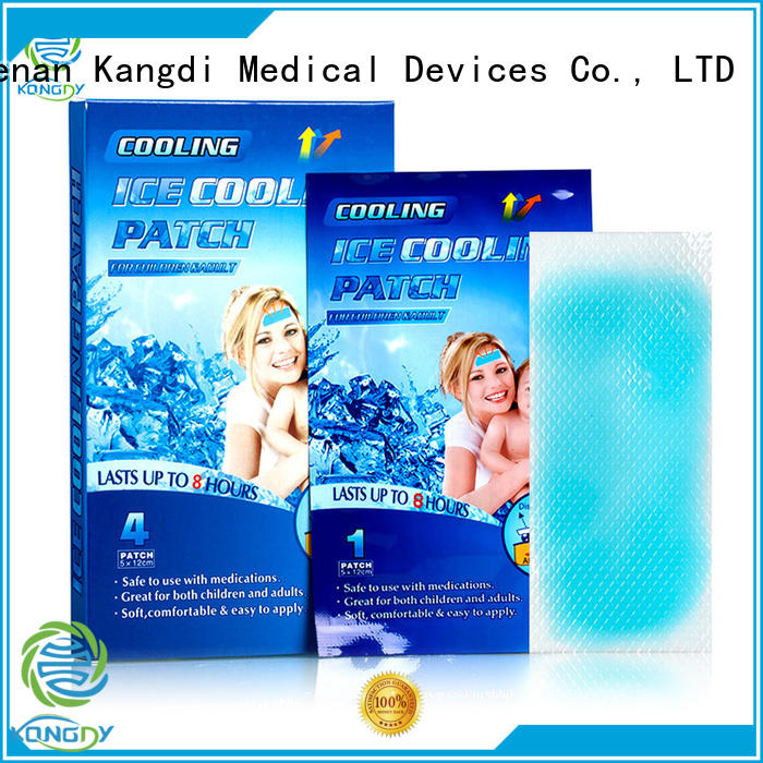 Kangdi cool gel patch manufacturers health care