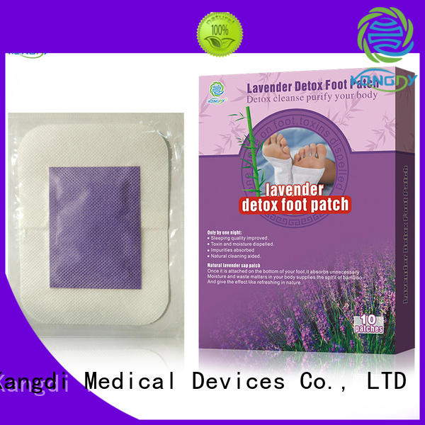 Kangdi detoxifying foot pads manufacturers Body health care