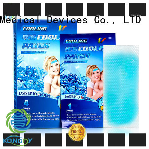 Kangdi New cooling headache pads manufacturers health care