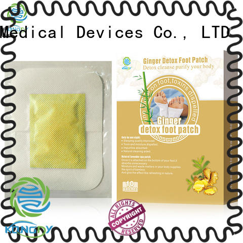 Kangdi detoxing foot patches factory health care