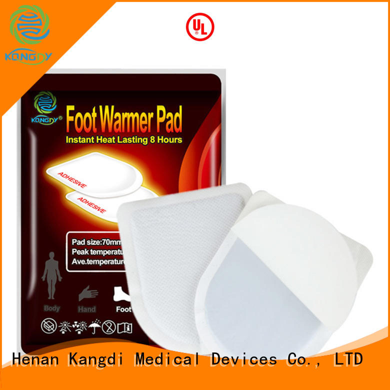 Kangdi disposable heat patches manufacturers Healthy body