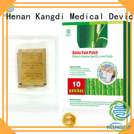 Kangdi Custom detox foot patch Suppliers Body health care