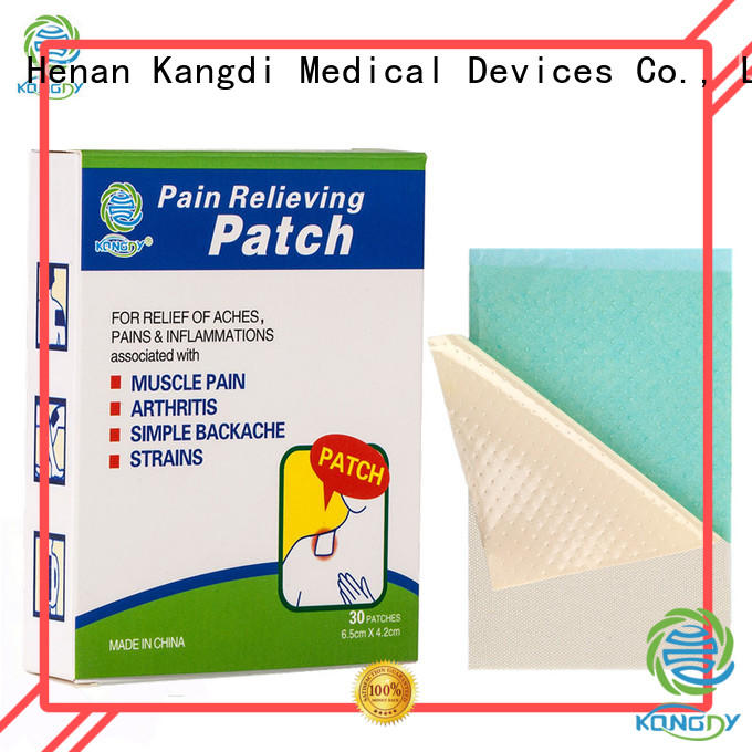 New chronic pain relief patches for business Body health care