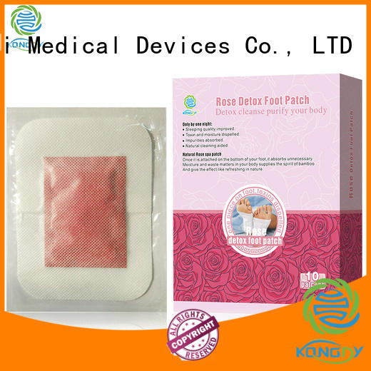 Latest foot toxin pads manufacturers Medical Devices