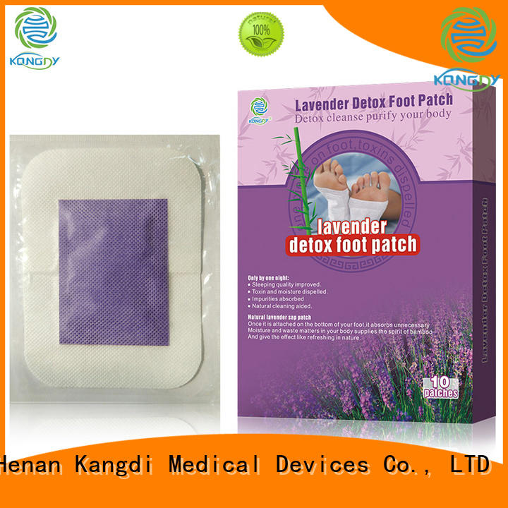 Kangdi New detox foot patches for business Medical Devices