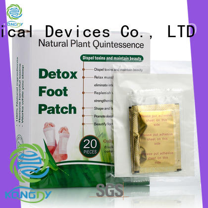 Kangdi detoxifying foot pads company health care