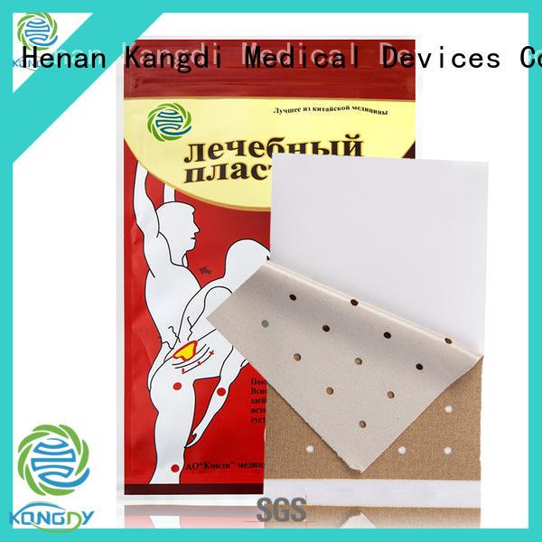 Kangdi Custom tiger capsicum plaster manufacturers health care