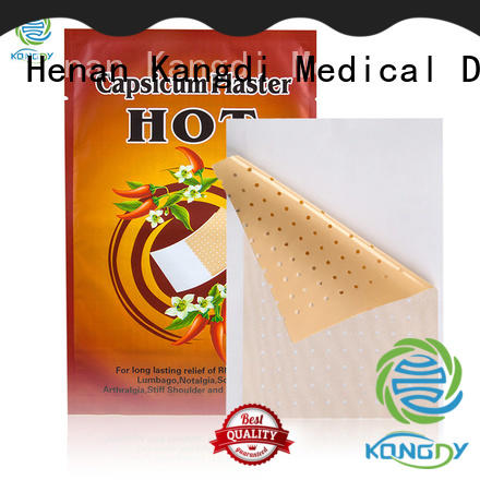 Kangdi High-quality porous capsicum plaster Suppliers Body health care