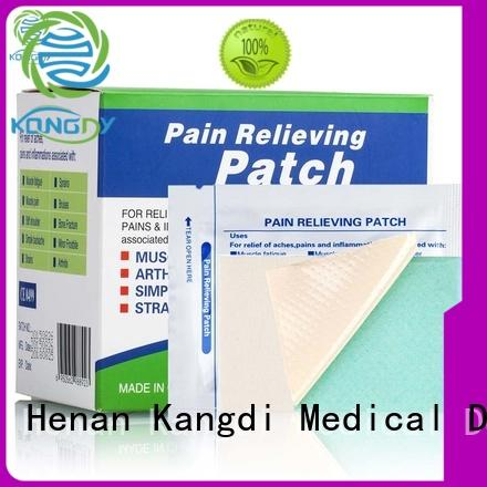 Kangdi prescription pain relief patches Suppliers Body health care
