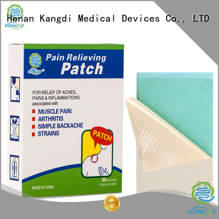 Kangdi pain relief stickers manufacturers Body health care