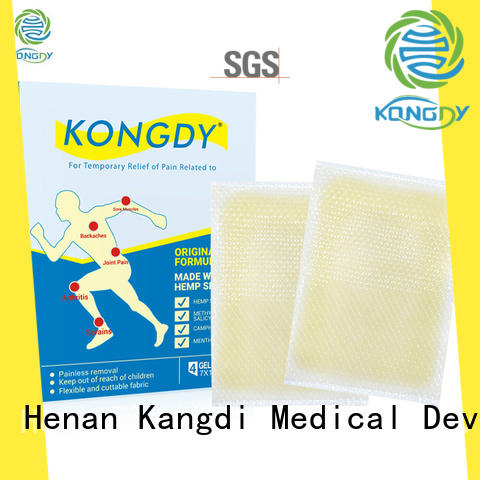 Kangdi Wholesale pain relieving patch Suppliers health care