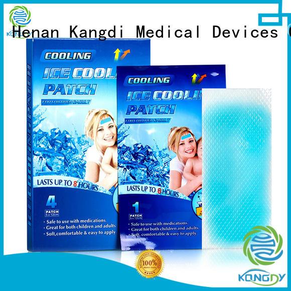 Kangdi Top cooling headache pads company health care