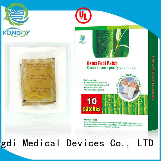 Kangdi toxin foot pads company health care