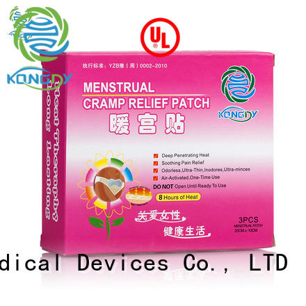 Kangdi heating pad patch company Body health care