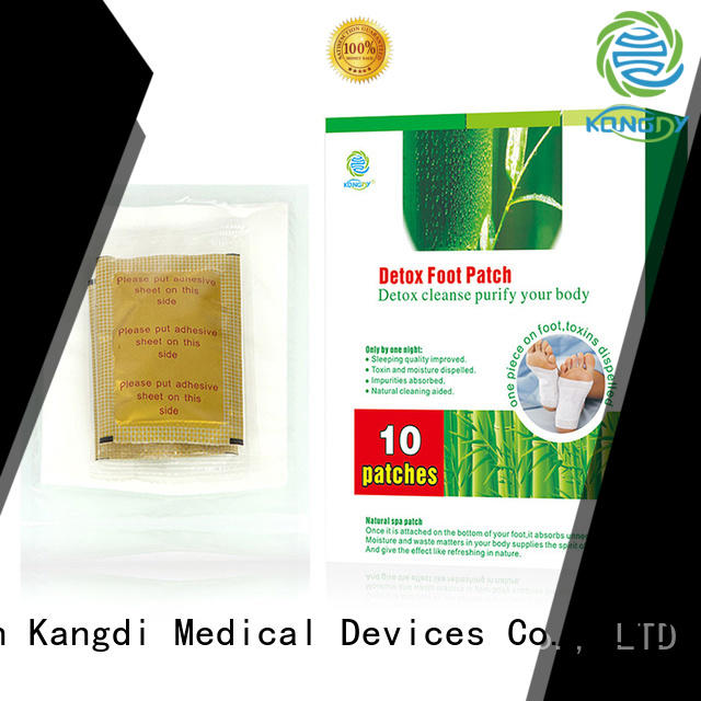 Kangdi detoxing foot patches Supply Healthy body